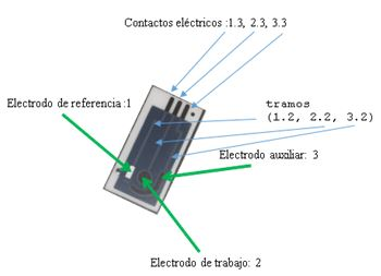 """Direct """"in situ"""" determination of ascorbic acid (Vitamin C) using a device formed by three disposable screen-printed electrodes"""