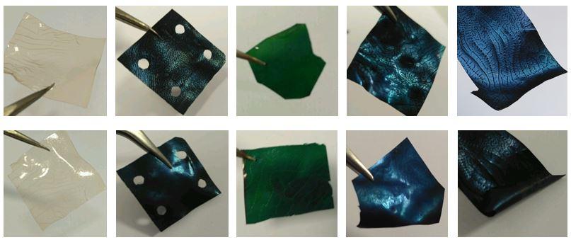 """Polímero Conductor con propiedades a """"la carta"""""""