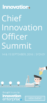 Chief Innovation Officer Summit, September, Sydney, Australia