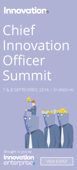 Chief Innovation Officer Summit, September, Shanghai, China