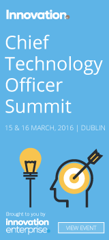 Chief Technology Officer Summit, March 2016