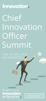 Chief Innovation Officer Summit, May, San Francisco, US