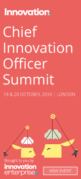 Chief Innovation Officer Summit, October, Londong, UK