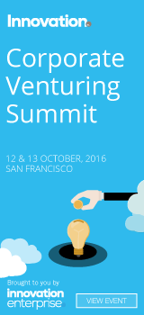 Corporate Venturing Summit, October, SF, US