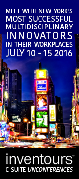 Inventours, 11-15 July, New York (US)