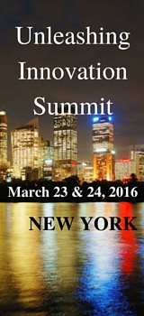 Unleashing Innovation Summit, March 23 - 24 2016, New york