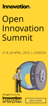 Open Innovation Summit, April, London (UK)