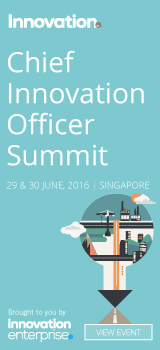 Chief Innovation Officer Summit, June, Singapore