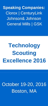 Technology Scouting Exc. October 19 - 20 2016