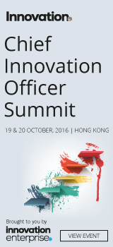 Chief Innovation Officer Summit, October, Hong Kong, cHINA