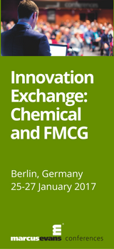 Innovation Exchange Chemical & FMCG, January 2017