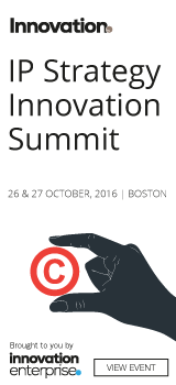 IP Strategy Innovation Summit, October, Boston, US