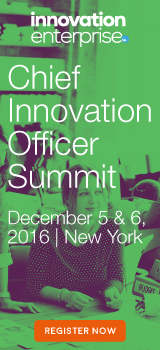 Chief Innovation Officer Summit, December, NY, US