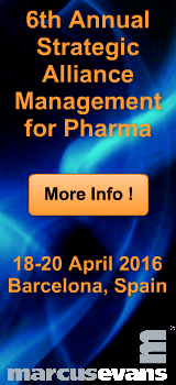 6th Annual Strategic Alliance Management for Pharma, 18-20 April 2016, Barcelona