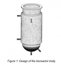 New bioreactor for growing plant cell culture in suspension