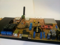 Development of Electronic Systems for Smart Energy Management