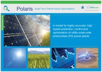 Polaris: Solar Farm Performance Optimisation