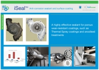 iSeal: Advanced Surface Treatment for Protection against Tribocorrosion