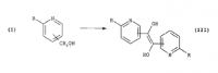 PROCESS TO OBTAIN DIMERS, TRIMERS AND UP TO POLYMERS FROM PYRIDINMETHANOL DERIVATIVES COMPOUNDS