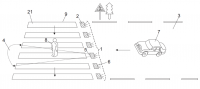 AUTONOMOUS DETECTION AND SIGNALING CROSSWALK SYSTEM