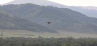 High-precision environmental monitoring UAV-mobile system