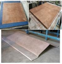 Textile Reinforced Concrete Prototyping Technology