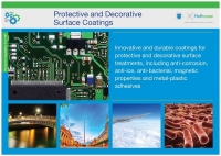Anti-Corrosion and Adhesion Anodic Coating Technology