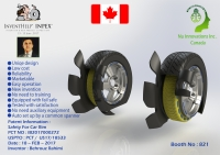 Safety devise for car rim -innovative design