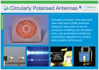 Circularly Polarised Antennas