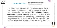 Innovation Insider: Prof. Thomas Menkhoff and Alex Teo Hong Hak on